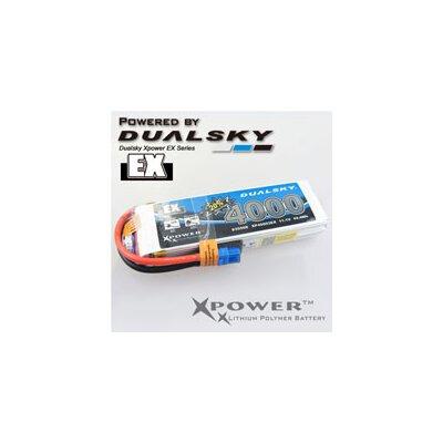 Lipo Akku XP40002EX 4000 2S1P 30C