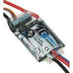 XC1010BA Regler V2 10A 2-3s LiPo für Flieger und Heli
