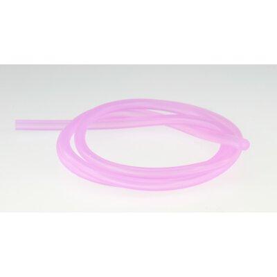 Silikon Spritschlauch 1m (Purple)