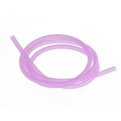 Silikon Spritschlauch 50cm (Purple)