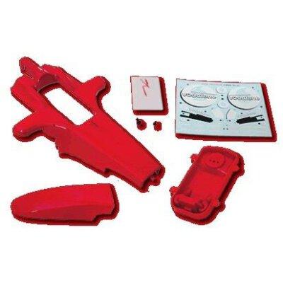 Ferrari F2004, Bauteile komplett der deAgostini Ausgabe 42, Zentralteil der Karosserie