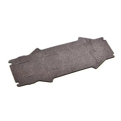 Gummiabdeckung Bodenplatte für TB250