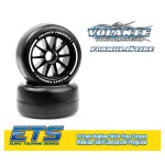 Volante Formel1 Front Rubber Slick Tires Medium Soft...