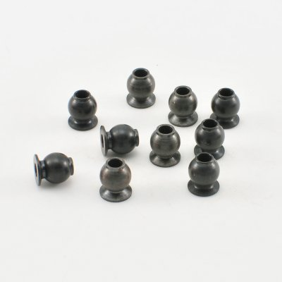 Kugelkopf mit Flansch Lenkung 6,8/3mm (10 Stk.)
