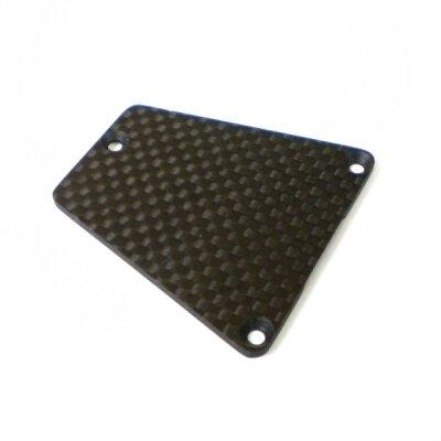 Karbonplatte Mitte 2mm