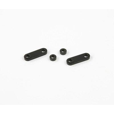 Spacer und Abstands Set CNC (Vordere untere Querlenker)