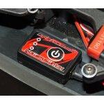 Elektronischer Schalter mit Spannungsanzeige