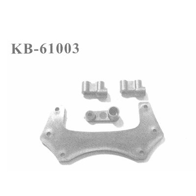 KB-61003 Versteifung Servo + Servohalte