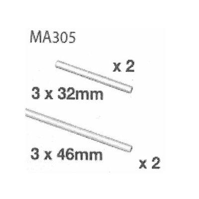 MA305 Querlenkerstifte AM10SC