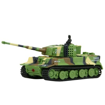 Mini Panzer Tiger I, 1:72