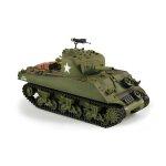 Panzer U.S. M4A3 Sherman Rauch & Sound 1:16, 2,4GHz