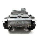 Panzer Sturmgeschütz III Metall 1:16, IR, True...