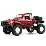 Pick-Up Truck 4WD 1:16 Bausatz rot