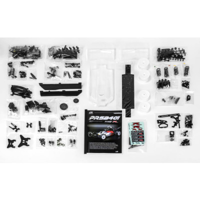 4WD Offroad Buggy SB401-R 1/10