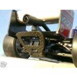 Ferrari F2004, Tuning Bauteil HD Carbon Heckschutz /...