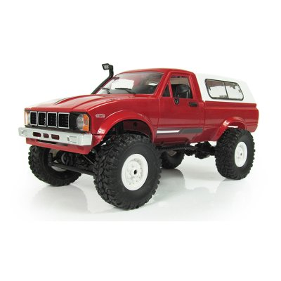 Offroad Truck 4WD 1:16 RTR rot