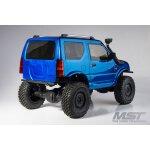 CFX 4WD Crawler Kit mit J3 Karosserie Radstand 242mm