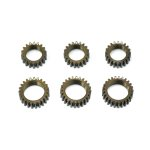 Centax gear-pinion alu set XLI (6)