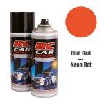 Lexan Farbe Fluo Rot Nr 1005 150ml