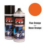 Lexan Farbe Fluo Dunkel Orange Nr 1011 150ml