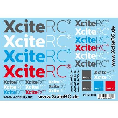 Dekorbogen XciteRC A5