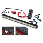LED LIGHTBAR KIT (RIGID)/POWER SUPPLY, TRX-4 TRAXXAS